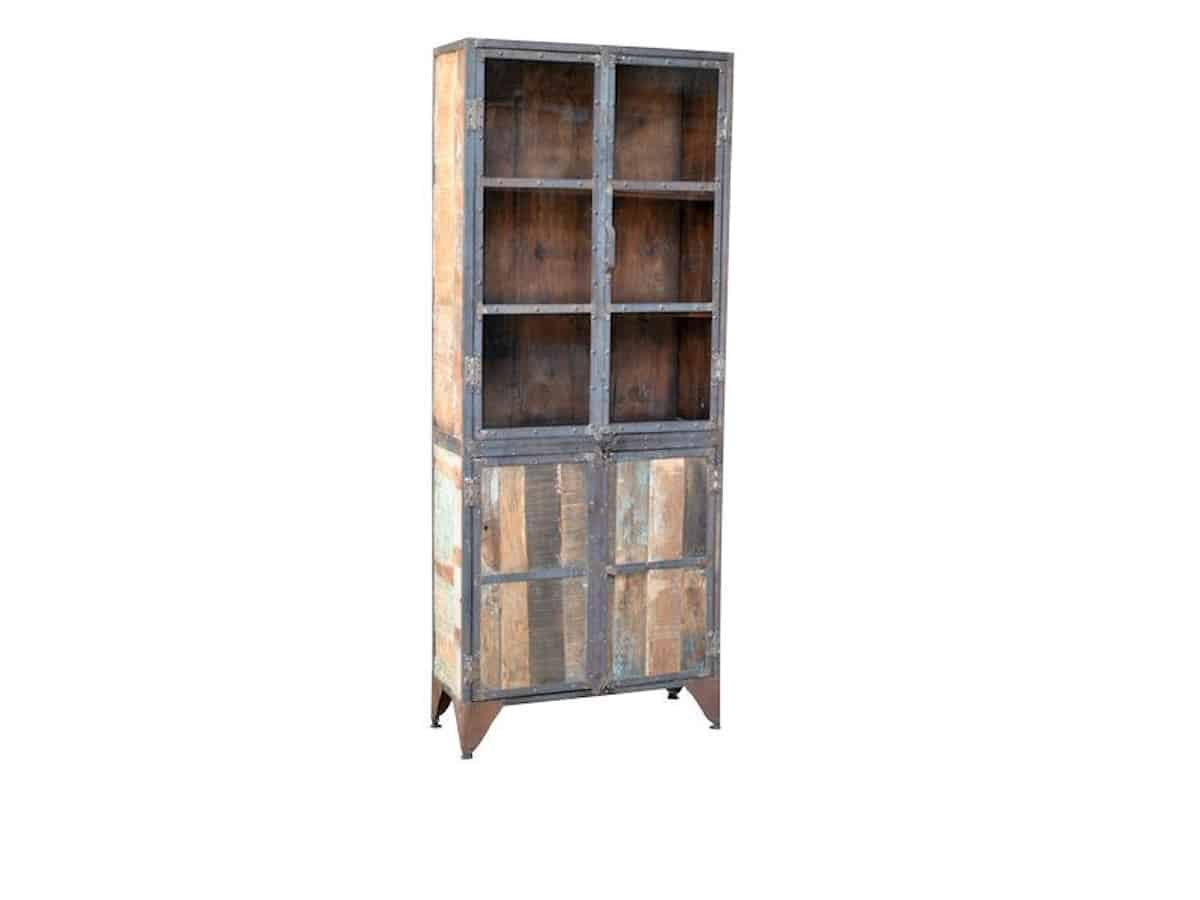 Monk Tall Cabinet : Brown Squirrel Furniture