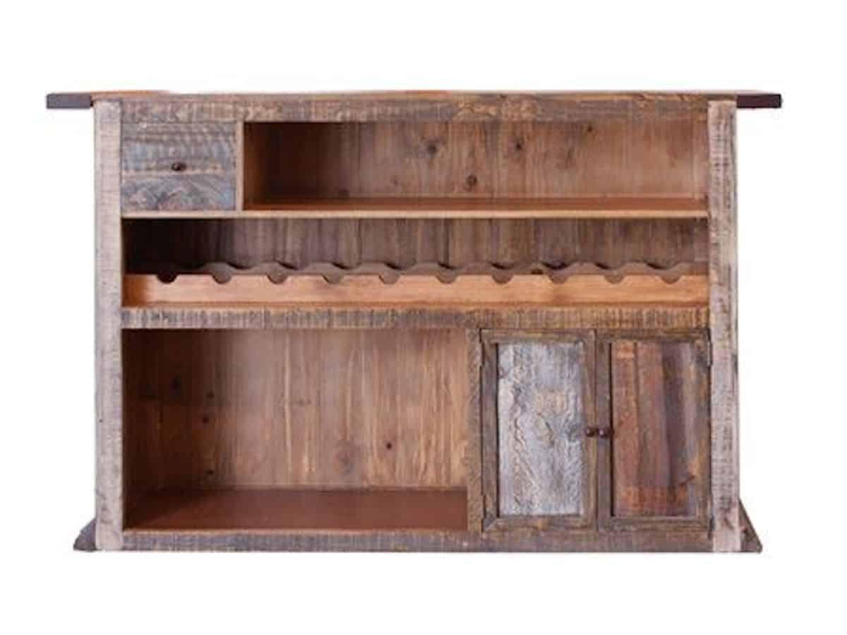 Rustic Colors Bar Brown Squirrel Furniture