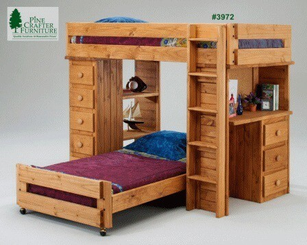 furniture-rest-kids-teens-Bunk/Loft Beds