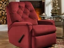 Lady Power Recliner