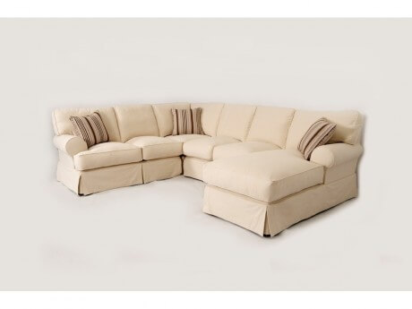 Baldwin Slipcover Sectional