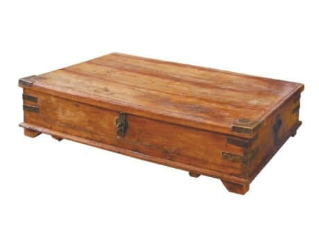 Maharaja Trunk Table