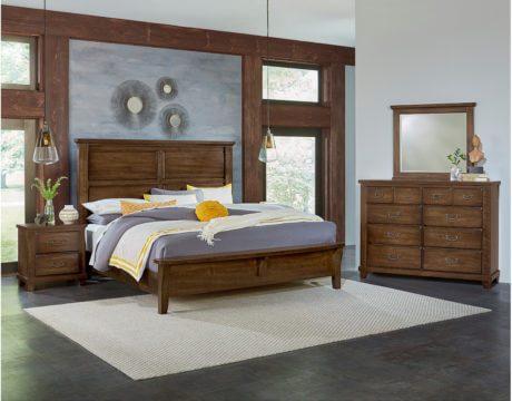furniture-rest-vbamerica-American Solid Oak