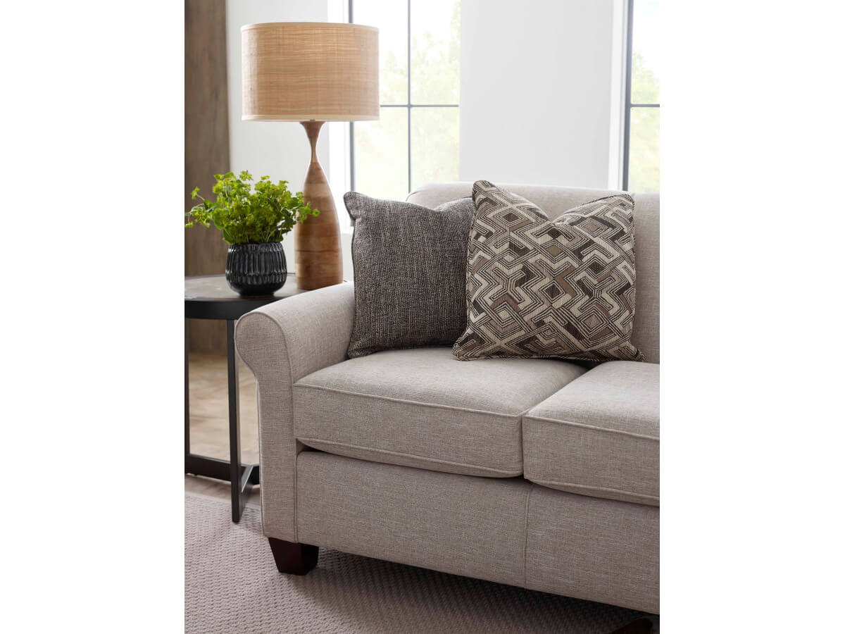 Angie Sectional Brown Squirrel Furniturebrown Squirrel