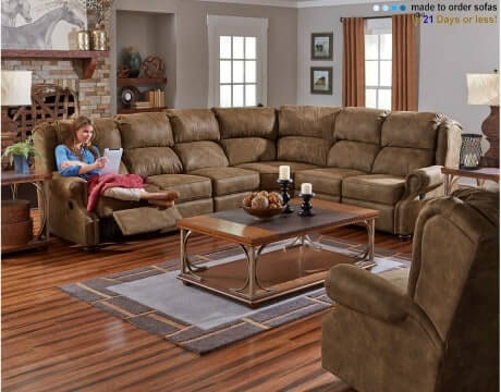 Masters Sectional