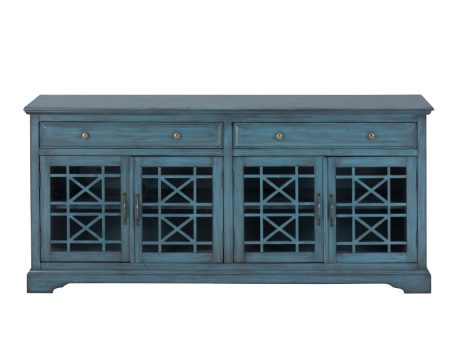 "70"" Craftsman Blue"