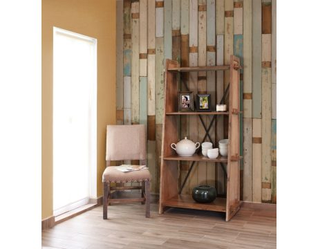 Habillo Wood Bookcase