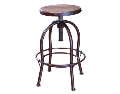 Antique Colors Adjustable Stool
