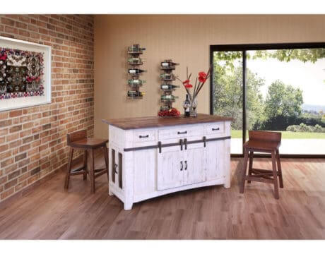 Mesa Kitchen Island