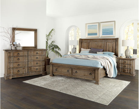 furniture-rest-vbamerica-Rustic Hills Sleigh