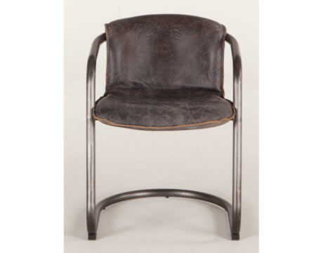 Portofino Ebony Dining Chair