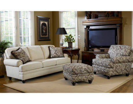 Custom Tailored Sofa-5221