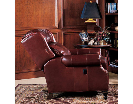 Custom Tiltback Chair – 932 Leather