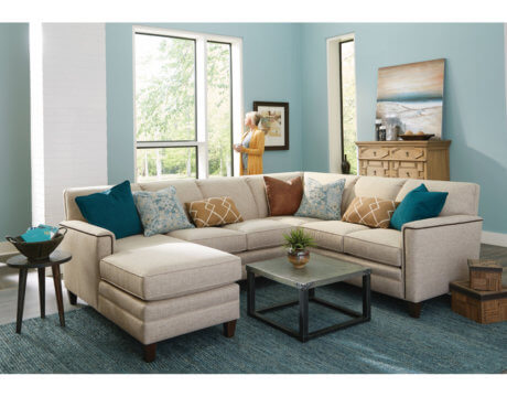 3000 Series Custom Tailored Sectional